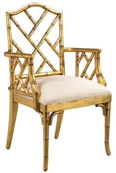 The Finest Antique Dining Chairs For Sale, Only From EuroLux Home! Bamboo Furniture, Dining Furniture, Bamboo Chairs, Furniture Styles, Furniture Design, Modern Furniture, Chippendale Chairs, Antique Dining Chairs, Faux Bamboo
