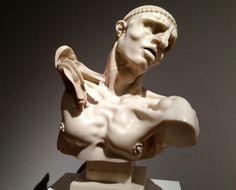 Adolpho Wildt - 1868-1931 -  Vir Temporis Acti, (Uomo antico) 1914