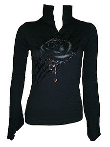 Black Rose Dew top £16.99 from mouseyessim