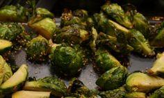 Blog | Washington's Green Grocer #Sriracha Honey Lime Brussel Sprouts