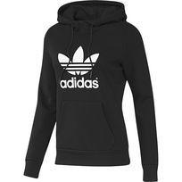 adidas Originals - Trefoil Logo Hoodie Black (M. c187cb11192