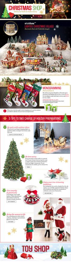 Christmas decor sale with trees, ornaments & accessories #christmas #decoration