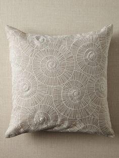 classy nautilus pillow