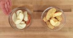 This Clever Trick Keeps Apples From Browning And Fresh For 24 Hours