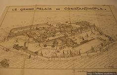 план Большого дворца (19 в.)