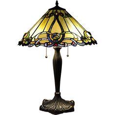Chloe Tiffany-style Victorian Table Lamp