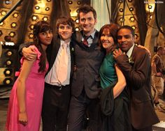 DW challenge day 23 favorite spin off: The Sarah Jane Adventures. I really like Sarah Jane Smith.