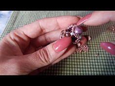 """Tutorial """"Catania"""" per orecchini o ciondolo (e considerazioni personali) - YouTube"""