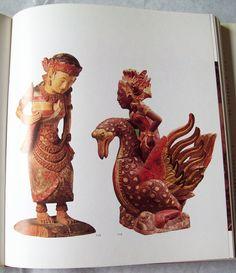 Book: L 'Art Populaire à Bali, Culture et Religion - Urs Ramseyer  - 1977