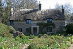 HARDY'S COTTAGE IN SPRING by Mijkra, via Flickr