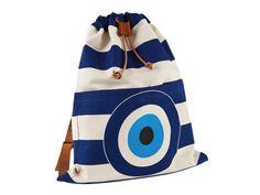 Summer Backpack - The Evil Eye