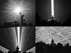 Mondkopf + Trafik / Gaîté Lyrique – Paris Live visual performance