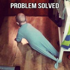 Problem Solved - reasons kids can't be left alone with their dads Funny Parenting Memes, Parenting Fail, Funny Photos, Funny Images, Humour Parent, Dad Of The Year, Parenting Teenagers, Dad Humor, Bored Panda