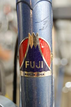 Fuji Headbadge by subtlet, via Flickr