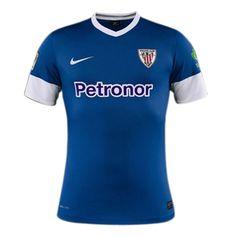 Camiseta del Athletic de Bilbao Lejos 2013-2014 para más de 150 € ahorro 15% http://www.camisetasdefutbolbaratasdhl.es/camiseta-del-athletic-de-bilbao-lejos-20132014-p-86.html