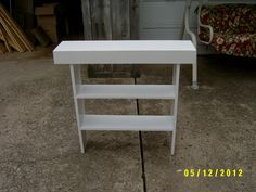wooden bench tall bench console  narrow entryway table