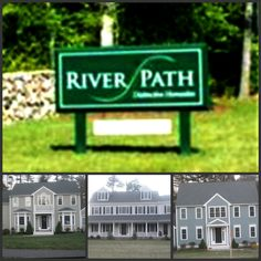 River Path Sub Division Hanover, MA Division, Paths, Real Estate, River, Pathways, Real Estates, Rivers