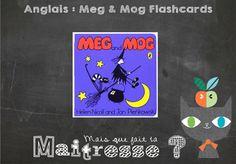 Anglais : Meg & Mog - Mais que fait la maitresse ?