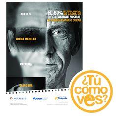 Unen esfuerzos para prevenir ceguera y destacar importancia de acudir periódicamente con el oftalmólogo; Y tú, ¿cómo ves? - http://plenilunia.com/noticias-2/unen-esfuerzos-para-prevenir-ceguera-y-destacar-importancia-de-acudir-periodicamente-con-el-oftalmologo-y-tu-como-ves/41938/