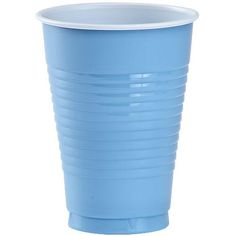 Party Dimensions 81132 20 Count Plastic Cup, Light Blue >>> More info could be found at the image url. Plastic Plates, Plastic Cups, Light Colors, Light Blue, Disposable Tableware, Blue Towels, Guest Towels, Purple And Black