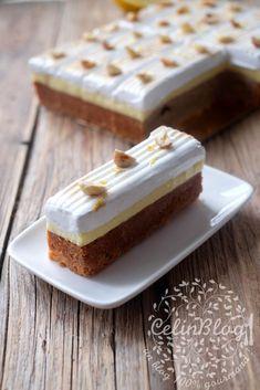 Gâteau au citron meringué No Salt Recipes, Sweet Recipes, Baking Recipes, Snack Recipes, Lemon Dessert Recipes, Pastry Recipes, Cake Recipes, French Desserts, Just Desserts