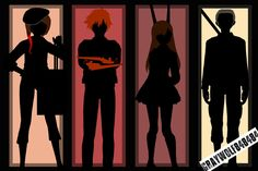 Team CFVY Silhouette