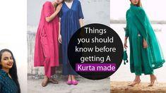 Getting a new Kurta made? Go through this basic Kurta Guide Stylish Dresses, Formal Dresses, Kurta Style, Saree Look, Basic Style, Beautiful Indian Actress, Indian Actresses, Lehenga, Harem Pants
