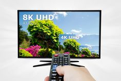 Reasons Why 4K Resolution is Ready for Take Off