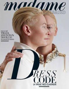 Madame Figaro March 2016 Cover (Madame Figaro)