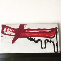 #Art #painting #AW #Sword #AndyAW #abstract