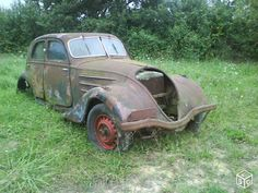 Peugeot 302 1930s
