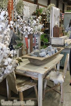 """Creative Country Mom's: Country Living Fair Nashville 2015 - Day 3 'Junk Drunk"""""""