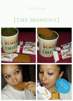 "yum yum yum YUMMMMM omgsh so good i love my biscoff cookies i received! they are especially good with my morning coffee! love them they are a must have!!!  ""i received this product complimentary from influenster  for testing and reviewing purposes, however all opinions are my own"""