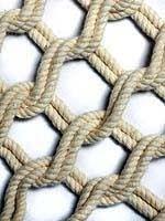 Rope Hammock Weave