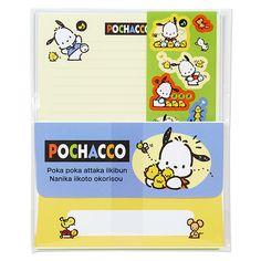 Sanrio Pochacco letter set