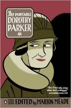 Hysterically funny. The Portable Dorothy Parker.  (See my Dorothy Parker Board for an example!)