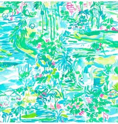 Announcing our limited-edition Print with Purpose benefitting Honda Cares, the charitable arm of the Honda Classic tournament, a PGA Tour… Lilly Pulitzer Patterns, Lilly Pulitzer Prints, Lily Pulitzer, Sketch Design, Limited Edition Prints, Vintage Prints, Iphone, Cool Art, Fun Art