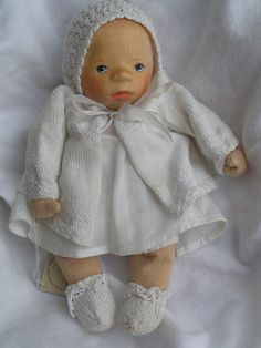 Pongratz baby doll by dutch-colours, via Flickr