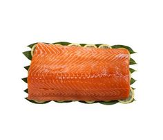Wild Salmon fillet w/ s&p, cook in hot pan with 2 tsp (olive) oil for 1-3 minutes on each side