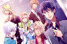 So on the 9th of August 2013 Rejet announced a few new things! One of them is a situation drama CD + PC game combo series called Bad Medicine which will feature a bunch of teachers with a dark side...