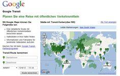 Google und Deutsche Bahn kündigen Kooperation an » Google und die Deutsche Bahn wollen künftig zusammenarbeiten: Am 1 ...