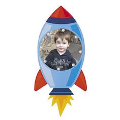 bast off for some outer space fun use space photo cards to make party souvenirs or identification cards that are out of this worl