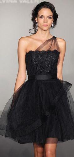 LBD cocktail dress