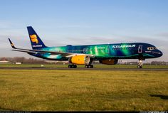 Boeing 757-256 aircraft picture