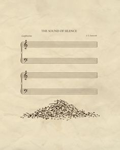 The Sound of Silence - John Tibbott