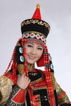Mongolian traditional Dress and Adornment TURAN TÜRK