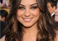 Luscious Balayage With Subtle Purple Tones - 20 Stunning Examples of Mushroom Brown Hair Color - The Trending Hairstyle Brown Hair With Highlights And Lowlights, Hair Highlights, Caramel Highlights, Subtle Highlights, Highlights Underneath, Chocolate Highlights, Peekaboo Highlights, Chocolate Brown, Mila Kunis Hair Color