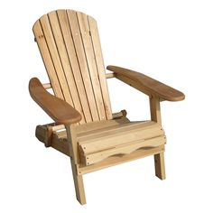Merry Products Mpg-ace010kit Outdoor Foldable Adirondack Chair Kit