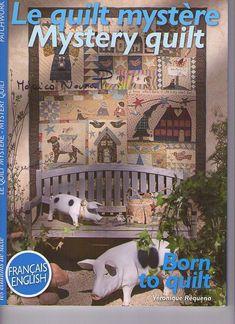 Mystery Quilt - Florin Vives - Álbuns da web do Picasa. Free book with…