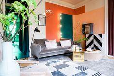 the visit studiopepe, brera design apartment, studiopepe milan design week, fuorisalone 2017, italianbark interior design blog, colourful interior